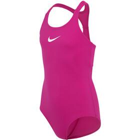 Nike Swim Essential Racerback One Piece Swimsuit Girls, violet